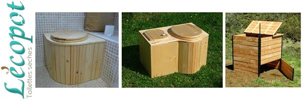 vente de toilettes sèches à Lyon